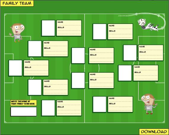 Tactics 4 Families - Liverpool FC