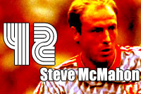 42 - Steve McMahon, 100 Players Who Shook The KOP